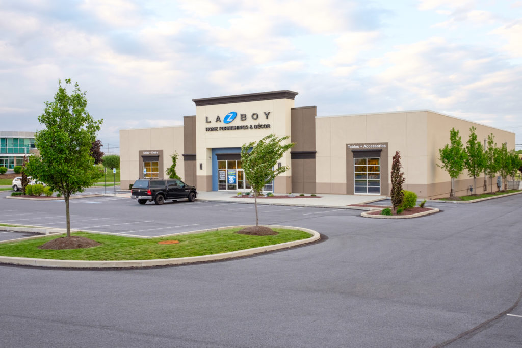 Lazy Boy Furniture Store Irish Creek Inc